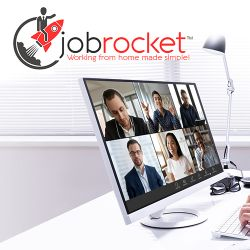 JobRocket - Video Conferencing - Advanced Screen Sharing
